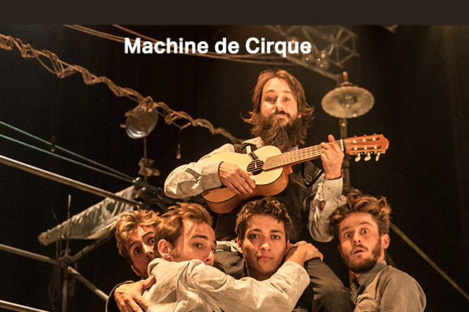 Machine de Cirque Tickets