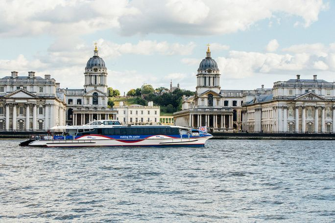 Thames Clippers Tickets
