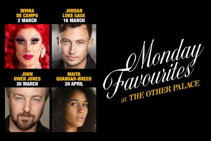 Monday Favourites - Jordan Luke Gage Tickets