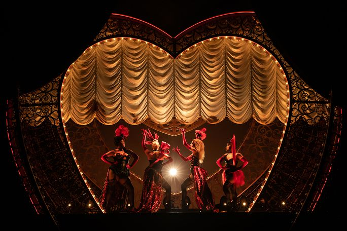 Moulin Rouge! The Musical Tickets