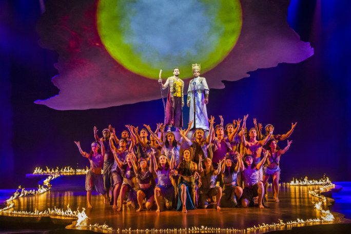 The Prince of Egypt: until 4th September 2021 Tickets