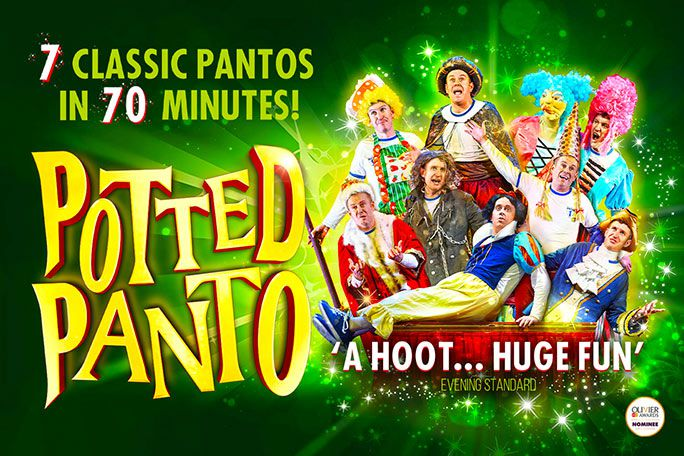 Potted Panto Tickets