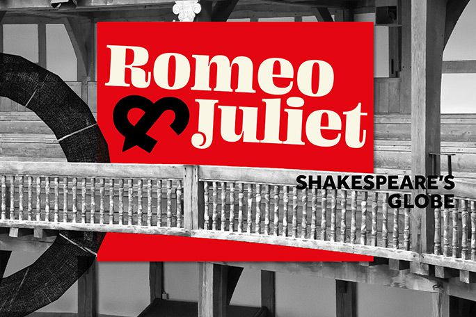 Romeo & Juliet - Globe 2021 Tickets