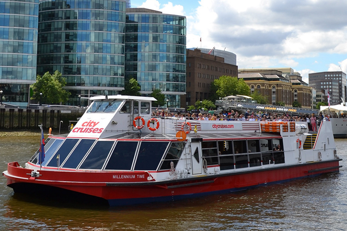 City Cruises - River Pass (72hr) Tickets