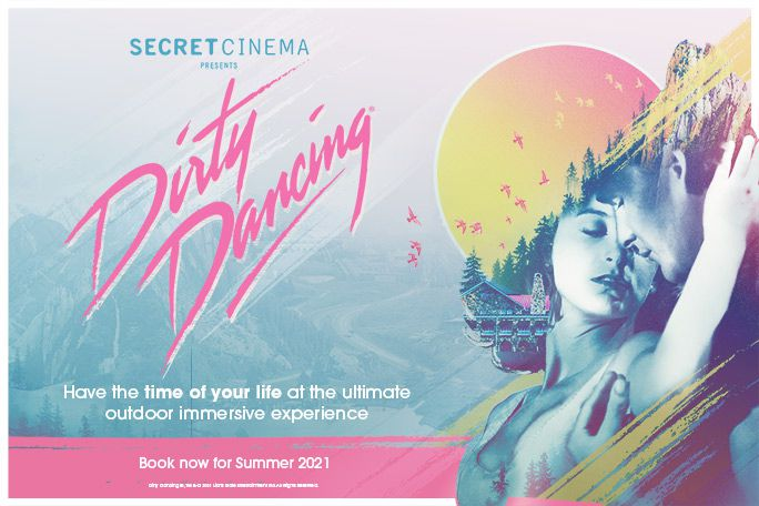 Secret Cinema presents Dirty Dancing Tickets