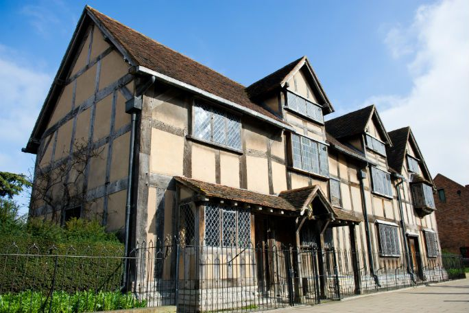 Shakespeare Birthplace Trust Tour - Winter Four Tickets