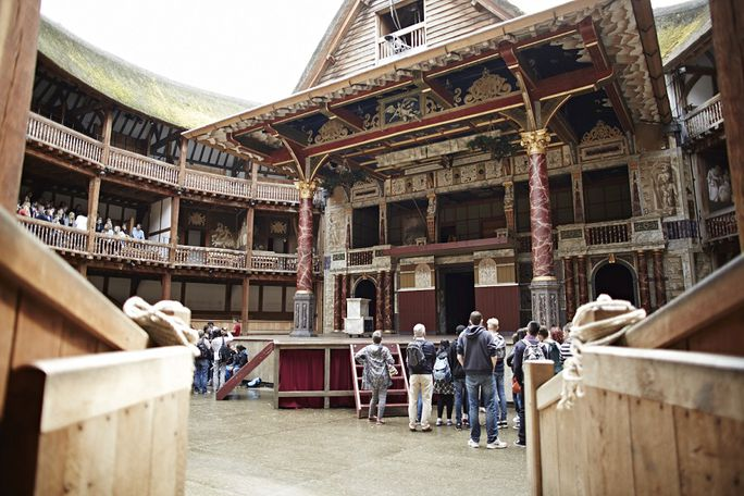 Shakespeare's Globe Guided Tours Tickets