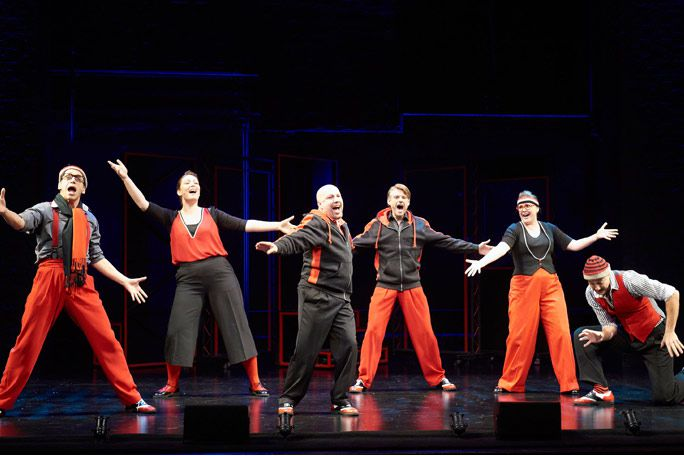 Showstopper! The Improvised Musical Tickets