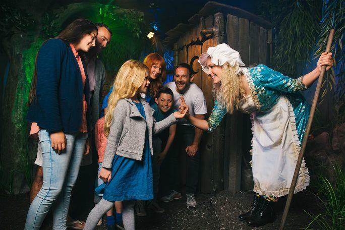 Shrek's Adventure! London Standard Entry (Same Day) Tickets