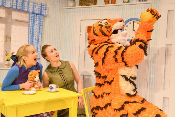 The Tiger Who Came to Tea Tickets