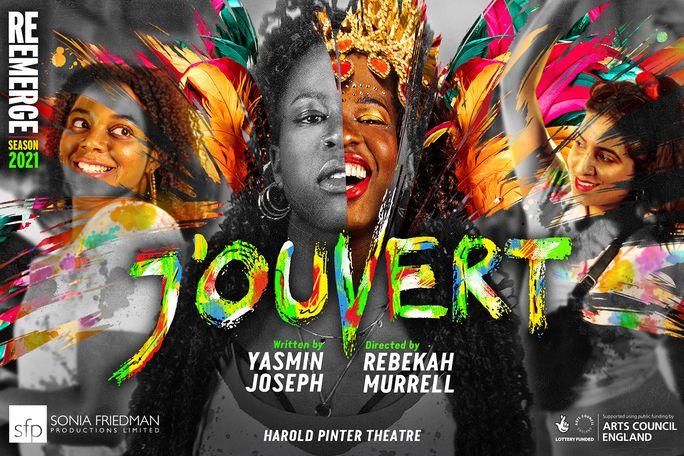 J'OUVERT Tickets